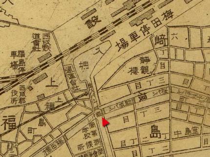 阪神map