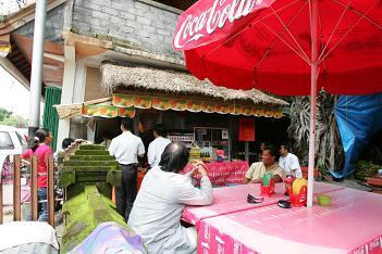 インドネシア 店