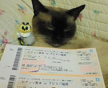 200604 チケット