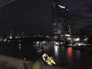 夜景が綺麗なBBQ