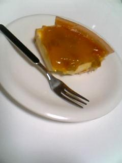 モロゾフのマンゴーチーズケーキ★