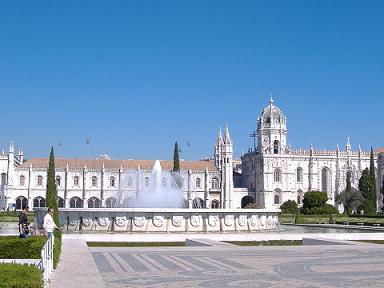 リスボンの教会