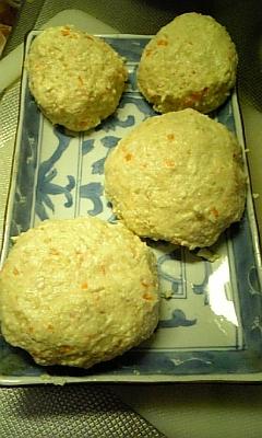豆腐バーグ2