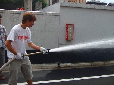 2008_0810プール、防災訓練0033