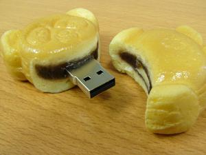 パンダ焼き USB