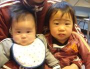 従兄弟と・・・