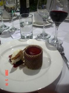 小デザート