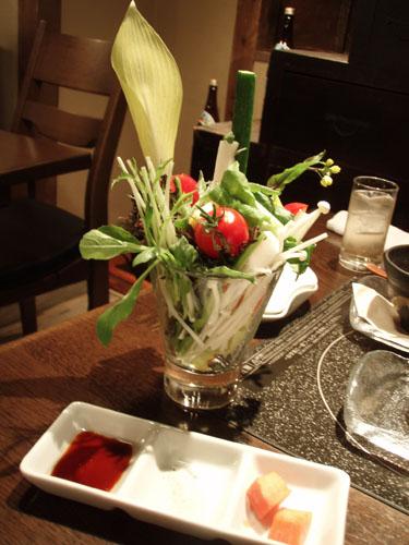 井戸サラダ