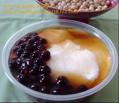 珍珠小豆花