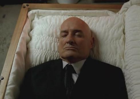 Locke Died?