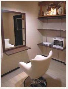 サプリス個室