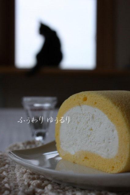 ケーキとねこ