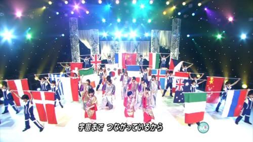 08.7.26Mステーション国旗
