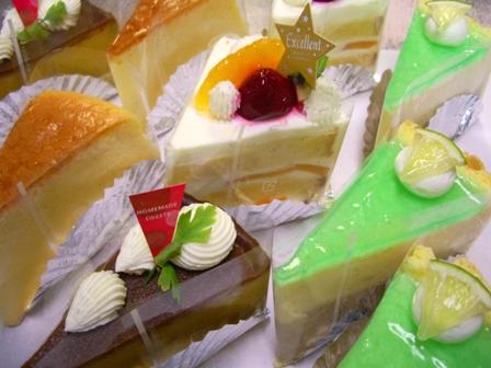 6月27日ケーキ