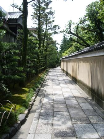 京都旅行①路地