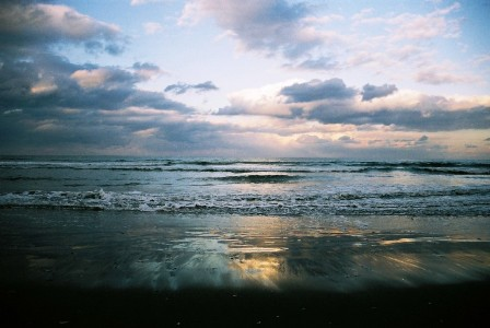 包まれたい海