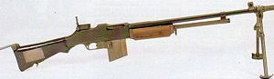 BAR(ブローニングオートマチックライフル