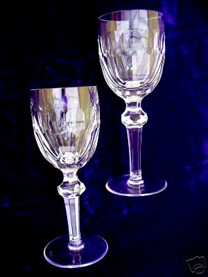 2 Curraghmore Red Wine Glasses