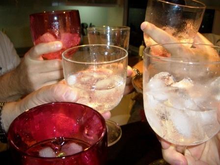乾杯 goblets 1