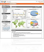 Google Analytics (グーグルアナライティクス)