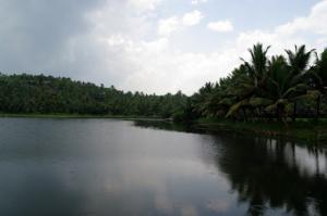 Trivandrum海近く1