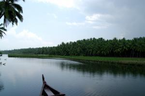 Trivandrum海近く3