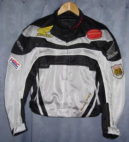 HONDA ES-K3F 60th Anniversary フルメッシュジャケット