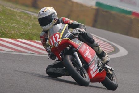 #112 HARU-T&FUEレーシング