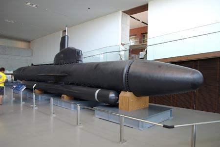 有翼特殊潜航艇「海龍」