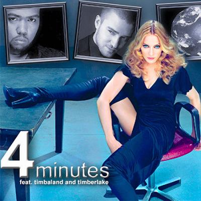 madonna 4minutes