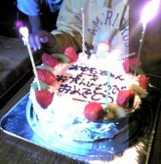 2008.5ケーキ
