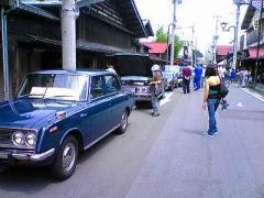 s-b2008-クラシックカーパレード2