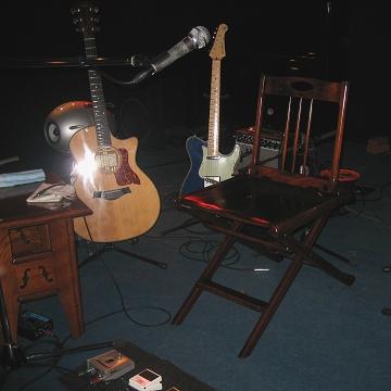 音楽家向け折畳椅子