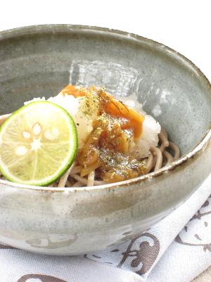 蕎麦の香り小鉢