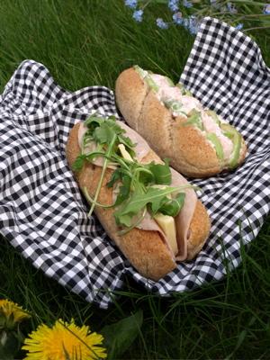 ピクニックサンド