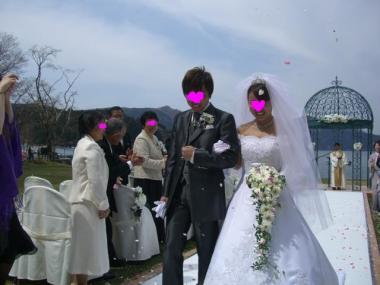 ☆2008 3 29 健吉&めぐみちゃん結婚式☆ 063