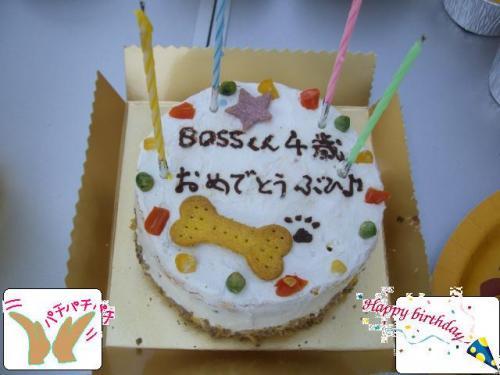 ☆☆2008 4 27ぼっくん♪誕生日会 016