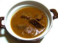 牛ほほ肉のポルチーニ煮こみ