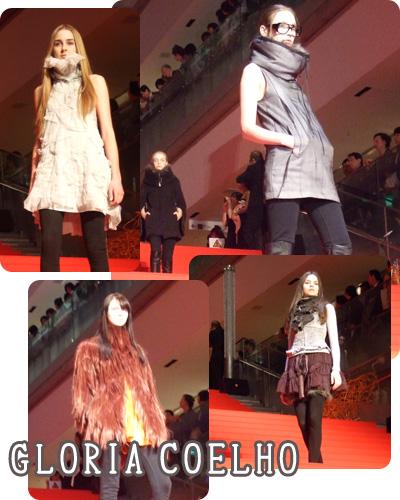 GLORIA COELHOのファッションショー