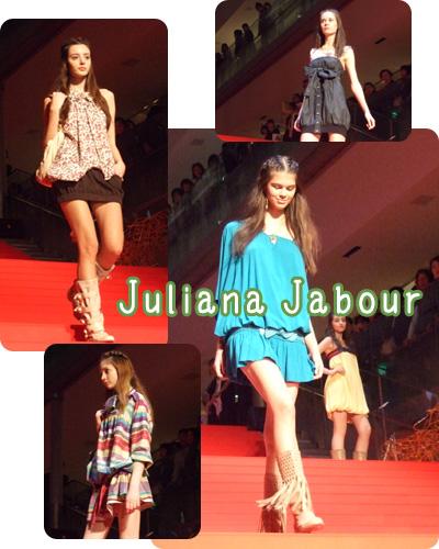 Juliana Jabourのファッションショー