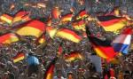 翻る国旗 ドイツ編