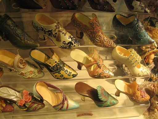 美しき小さな靴たち1