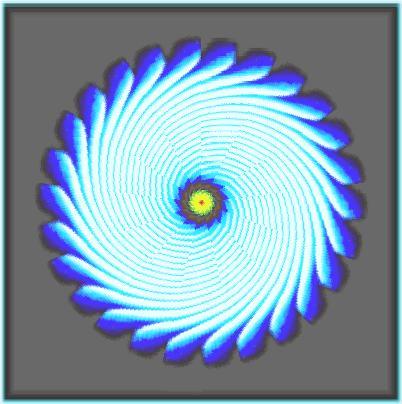 星の入り東風・イラスト万華鏡593