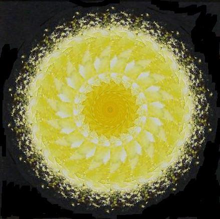 月の夜/イラスト万華鏡666