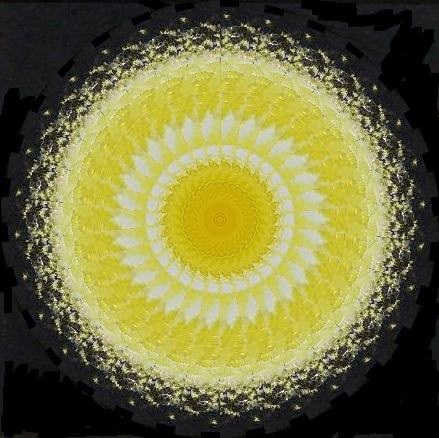 月の夜/イラスト万華鏡667