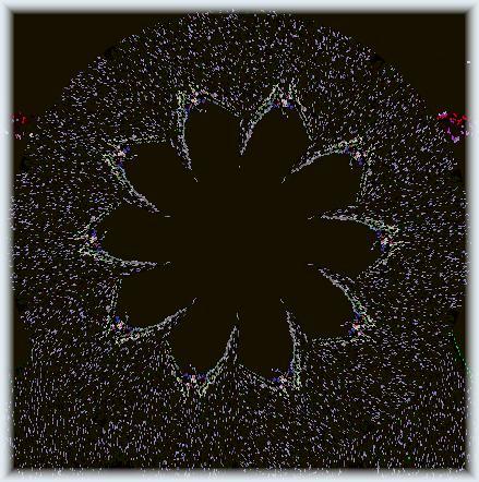 落ち葉の化石3/イラスト万華鏡676
