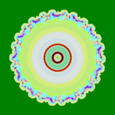 貝殻2/イラスト万華鏡714