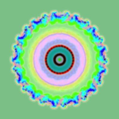 貝殻3/イラスト万華鏡715