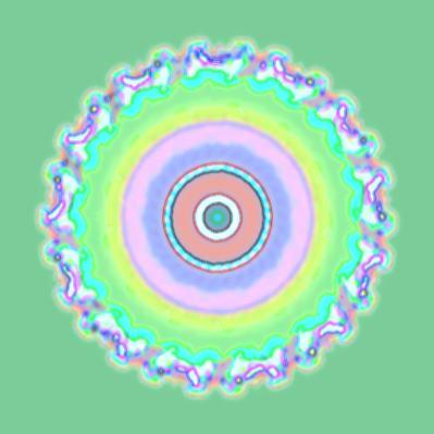 貝殻4/イラスト万華鏡716