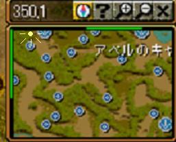 地図だと・・